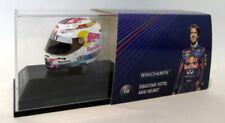 Voitures de courses miniatures en édition limitée 1:8 sur Sebastian Vettel