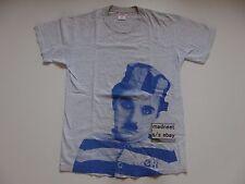 RARE! Supreme Charlie Chaplin Tee Shirt Medium gray ab36