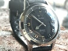 Wyler Heavy Duty Diver 660 Dynawind With eta Auto Movement Watch 70s