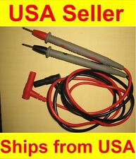 Test Leads For Agilent, HP, Keithley, Extech, Radio Shack, Craftsman, or Simpson