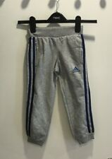 BNWOT Adidas Grey Joggers Pants Trousers 3 4 Years 104 CM