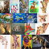 DIY 5D Dinosaur Diamond Painting Embroidery Cross Stitch Kit Mosaic Handicrafts