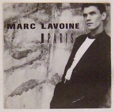 Raymond Depardon 45 tours Marc Lavoine 1991