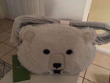 NWT kate spade new york Cold Comforts Polar Bear Crossbody, Polarbear / Multi