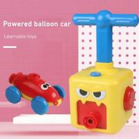 Children Inertial Power Balloon Car Science Experiment Toy Puzzle Fun Kid Gifts
