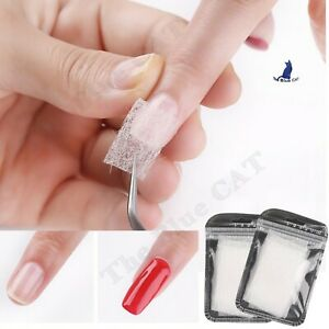 Nail Extension Silk Fiberglass Non Woven UV Gel DIY Silk Manicure Accessory
