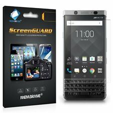[3 Pack - HD Clear] Screen Cover Guards Protectors For Blackberry Keyone