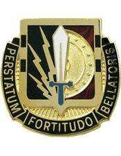 0002 bde 1 cav sonder truppen bn unit crest (perstatum fortitudo bellato