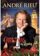 André Rieu Christmas in London 0602557179613 DVD Region 2