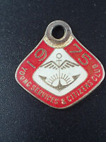Vintage Young Services & Citizens Club 1975 - Pendant / Badge