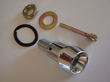 1965 1966 Ford Mustang Trunk Lock Sleeve Kit - 5 Pieces!!