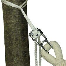 10T Hamacafix universal Befestigungsset für Hängematte, Hängeliege, Gartenliege