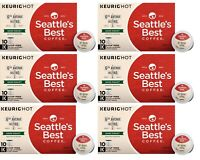 Seattle's Best Coffee 6th Avenue Bistro Keurig K-Cups 60 Count BBD 7/2020