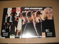 Blondie By Blondie  Parallel Lines / 2 x Vinyl /LP Albums  New & Sealed