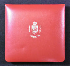 1967 Canada Commemorative RCM Coin Mint Set in Specimen Case with Medallion