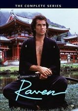 Raven: Complete Series (1992) - 4 DISC SET (DVD New)