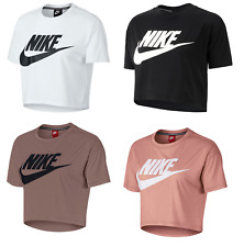 Nike Crop T-shirt Tshirt T Shirt Damen 9585