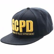 Gotham GCPD Black Snapback Batman DC Comics Licensed Snapback Hat