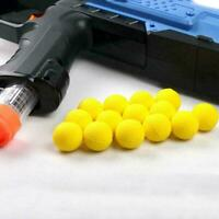100pcs Refill Bullet Balls For Rival Apollo Zeus Kids Toy Compatible Gun Sale
