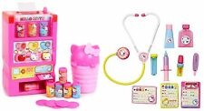 2 Hello Kitty Sets - Vending Machine and Doctor Sets