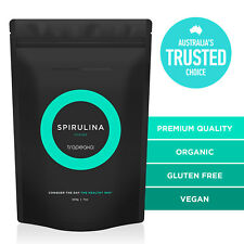 ORGANIC Spirulina Powder 200g | PREMIUM | FREE Shipping | Complete Nutrition