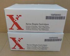 2x XEROX 108R00493 Staple Cartridges Heftklammern f. WC 245/255 5735/5740/5745