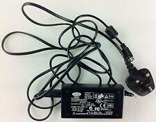 Lacie Disco Duro Externo Disco Hdd Adaptador Power Supply acml-51 1.0 a Original