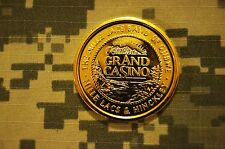 grand casino collector coin w case
