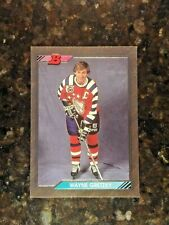 1992-93 Bowman Hockey GOLD #207 WAYNE GRETZKY..........NM-MT