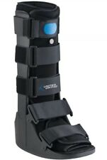 United Ortho Tall Air Can Walker Fracture Boot Small Black
