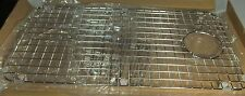 """DXV HILLSIDE FARM HOUSE CLAY/APRON/STAINLESS STEEL GRID/ RACK 30"""" KITCHEN SINK"""