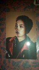 Exo xiumIn paper Toy OFFICIAL photocard card  Kpop k-pop u.s seller