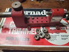 Hornaday Case Trimmer 5 Pilots And 5 Shell Holders