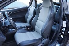 ACURA RSX 2002-2006 IGGEE S.LEATHER CUSTOM FIT SEAT COVER 13 COLORS AVAILABLE