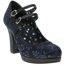 Ruby Shoo Womens Shoe 9127 Laura Navy 6