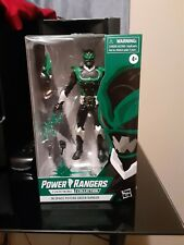 Power rangers Lightning Collection Psycho green