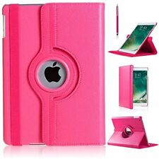 """Leather 360 Rotating Smart Stand Case Cover For APPLE iPad Pro 10.5"""" 2017 & 9.7"""""""