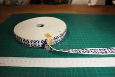 BARGAIN, 25m of Original vintage braid/trim 60s/70s, 25mm wide sold by the roll