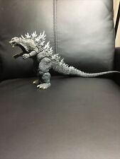 "NECA REEL Toys 2003 Movie Classic Godzilla Tokyo SOS 6"" Action Figure 12"" Long"
