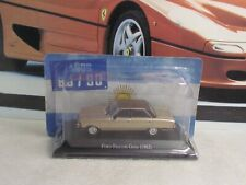 IXO / ALTAYA - 1982 FORD FALCON GHIA - 1/43 SCALE MODEL CAR - ARGENTINA EDITION