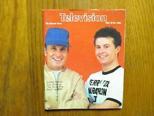 May-1983 Detroit News Television Mag(ROBERT DUVALL/ERIC FRYER/THE TERRY FOX SHOW