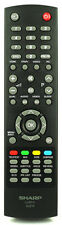 * nouveau * véritable sharp remote control for LC32SH7E LC32SB25EB LC42SH7E