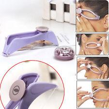 Face Body Hair Threader Remover Threading Facial Epilator Slique Design Tool New