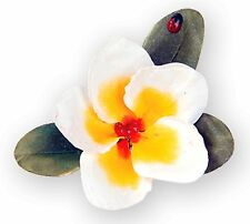 Sizzix Thinlits Plumeria Flower 9pk #658864 Retail $19.99 Retired, SO LOVELY!!