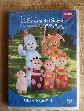 La foresta dei sogni - Chi c'è qui? -1 - CARTONE DVD NUOVO SIGILLATO