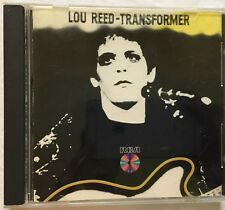 Lou Reed Transformer RCA Cd Made Japan PCD1-4807 Blue Ring