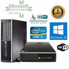HP ELITE 8100 i5 3.33GHZ WINDOWS 10 Pro 64 16GB RAM 1TB HD DESKTOP COMPUTER Wifi
