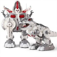 Remote Control RC Dinosaur Transformer Robot Interactive Gift Toy Recharge Kit