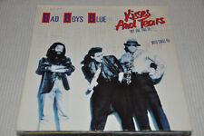 "Bad Boys Blue - Kisses and Tears - 80s 80er - 12"" Maxi Single Vinyl LP"