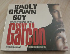 CD ALBUM BOF ABOUT A BOY POUR UN GARCON BADLY DRAWN BOY 16 TITRES NEUF